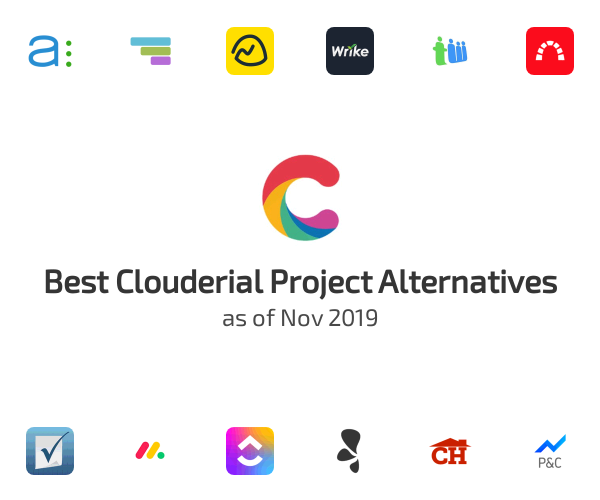 Best Clouderial Project Alternatives