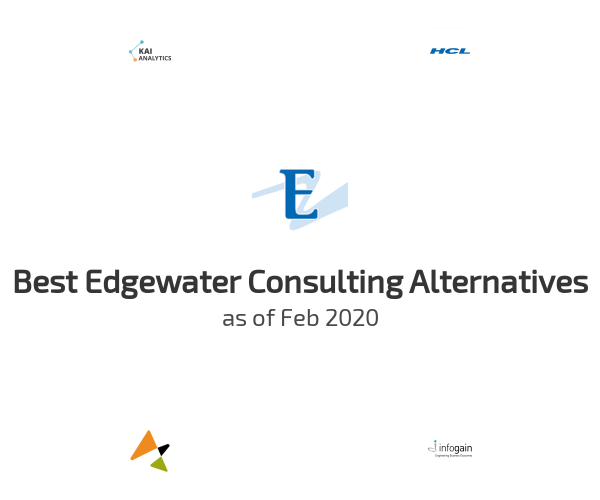 Best Edgewater Consulting Alternatives
