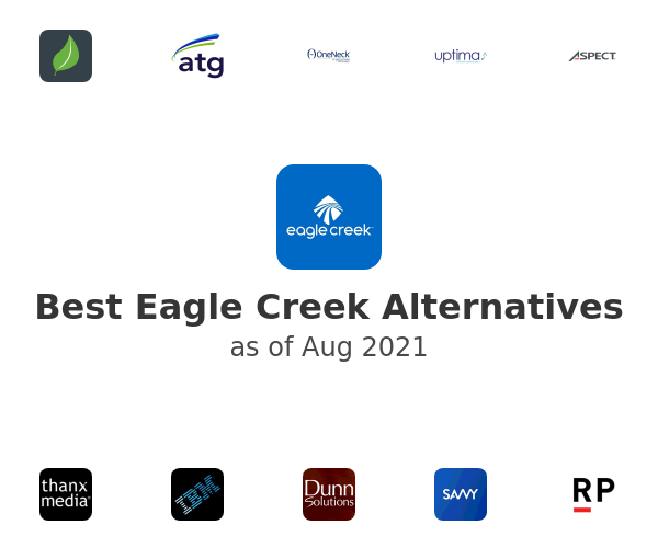 Best Eagle Creek Alternatives