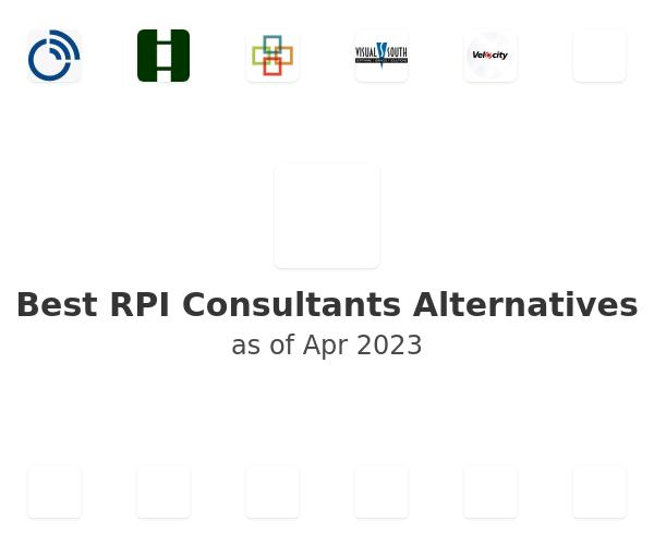 Best RPI Consultants Alternatives