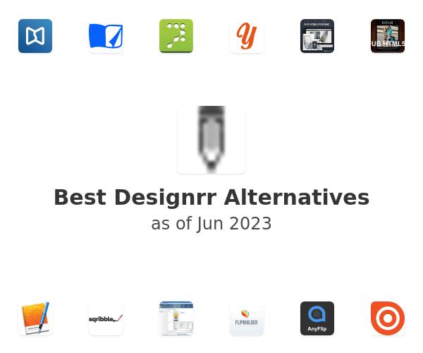 Best Designrr Alternatives