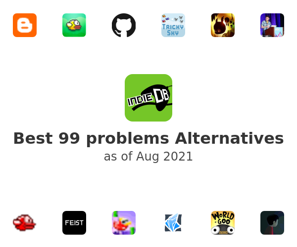 Best 99 problems Alternatives