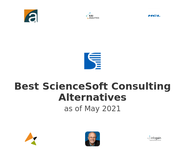 Best ScienceSoft Consulting Alternatives