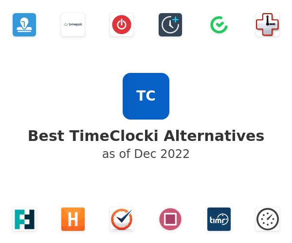 Best TimeClocki Alternatives