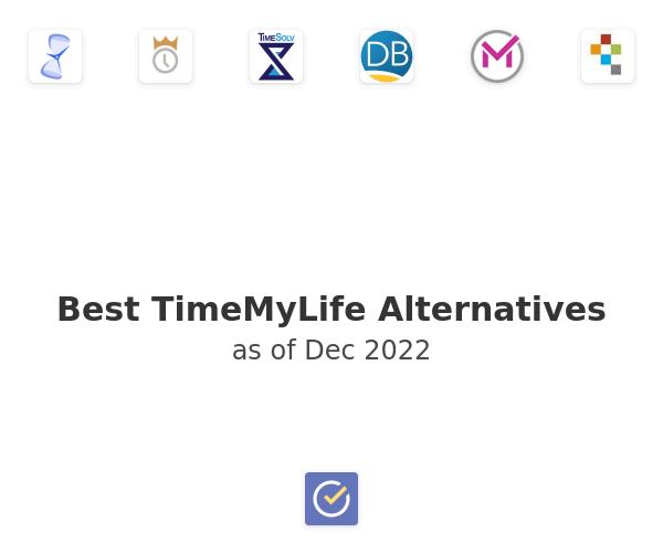 Best TimeMyLife Alternatives