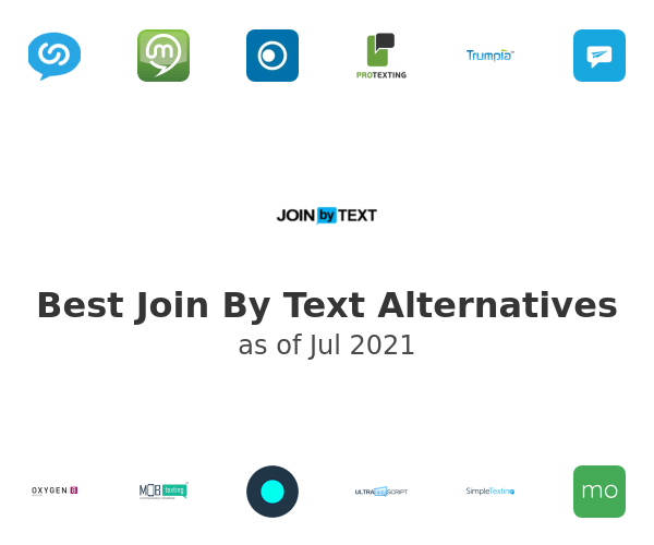 Best Join By Text Alternatives