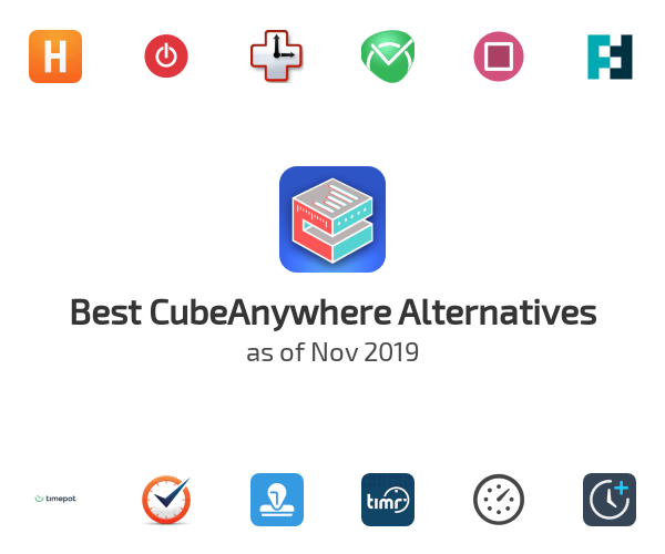 Best CubeAnywhere Alternatives