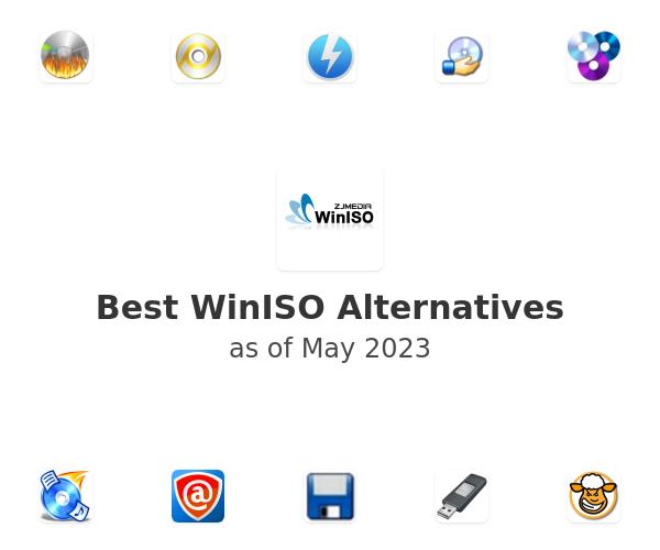 Best WinISO Alternatives