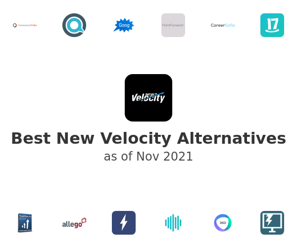 Best New Velocity Alternatives
