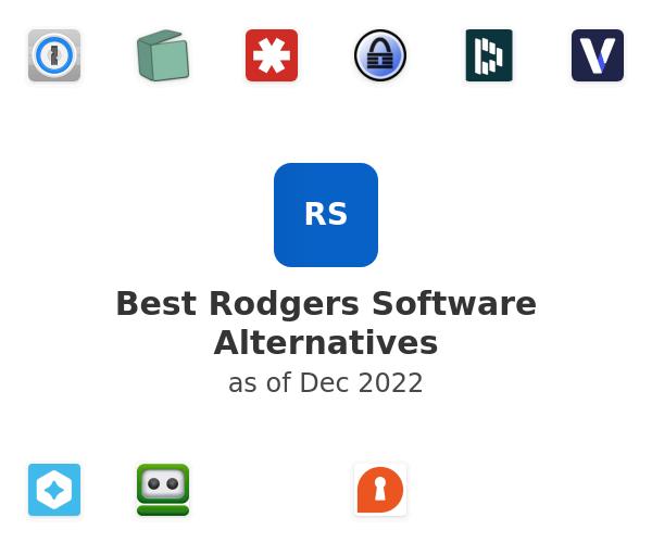 Best Rodgers Software Alternatives