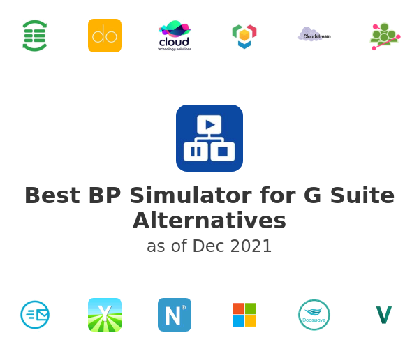 Best BP Simulator for G Suite Alternatives