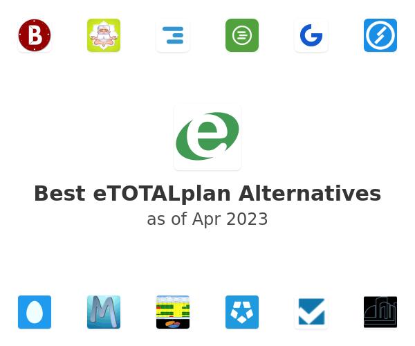 Best eTOTALplan Alternatives
