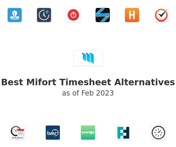 Best Mifort Timesheet Alternatives