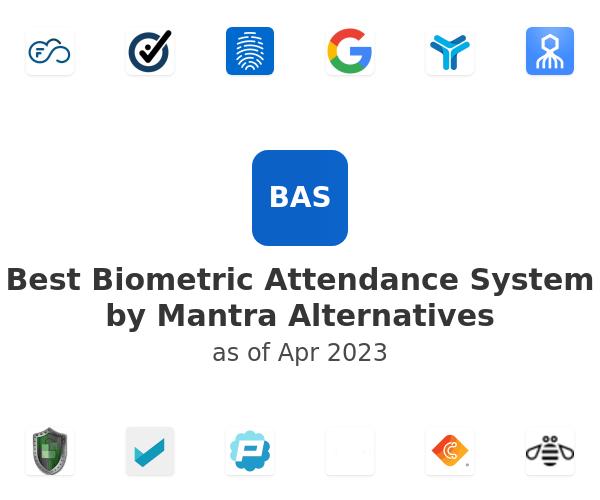 Best Biometric Attendance System by Mantra Alternatives