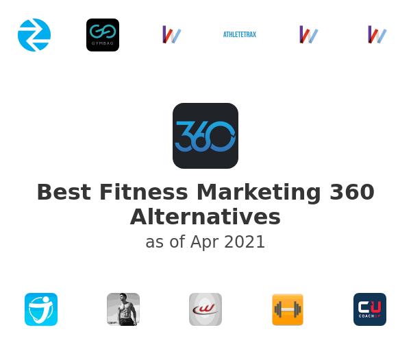 Best Fitness Marketing 360 Alternatives