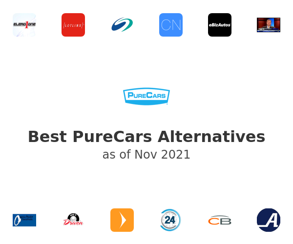 Best PureCars Alternatives