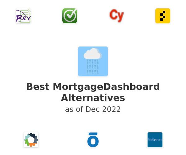 Best MortgageDashboard Alternatives