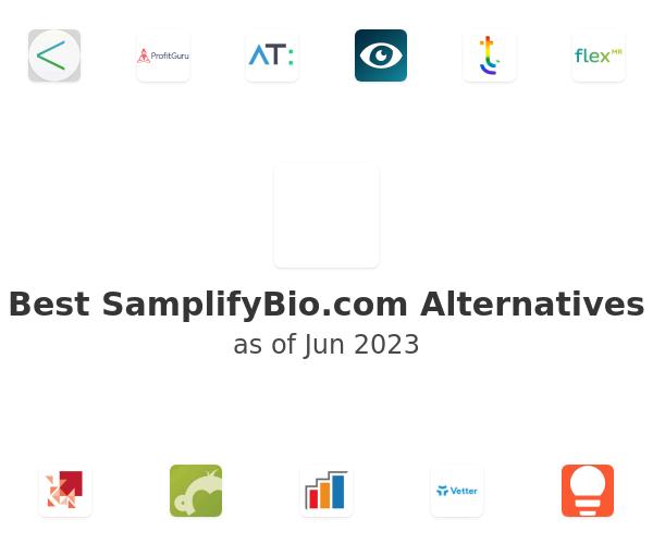 Best Samplify Alternatives