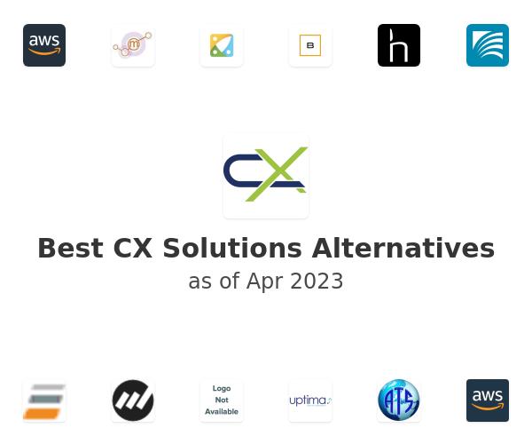 Best CX Solutions Alternatives