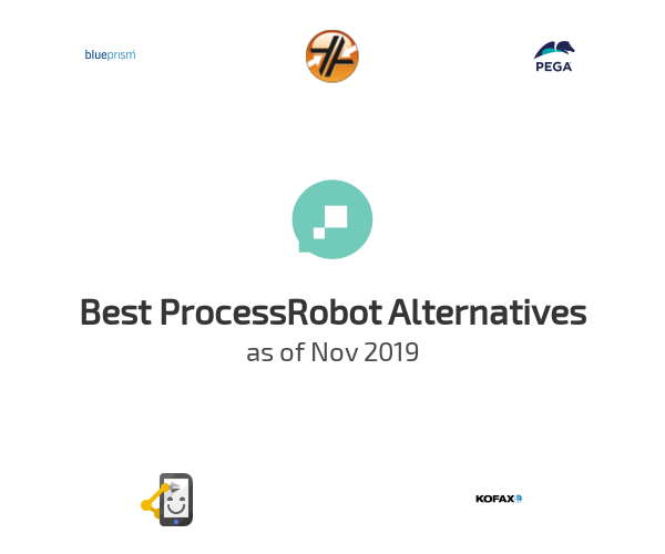 Best ProcessRobot Alternatives