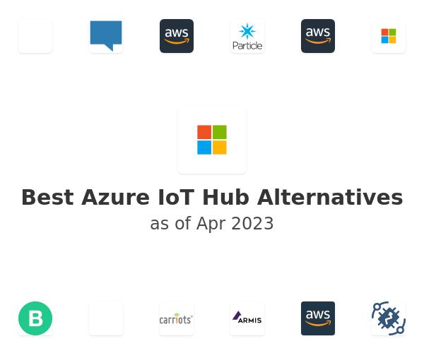 Best Azure IoT Hub Alternatives