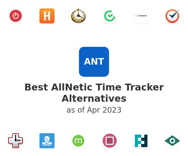 Best AllNetic Time Tracker Alternatives