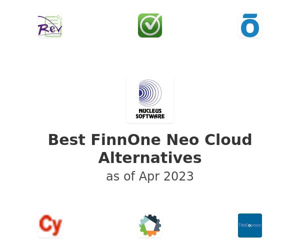 Best FinnOne Neo Cloud Alternatives