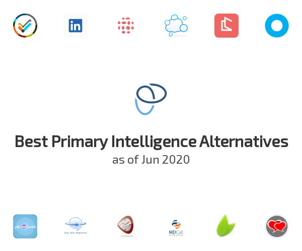 Best Primary Intelligence Alternatives