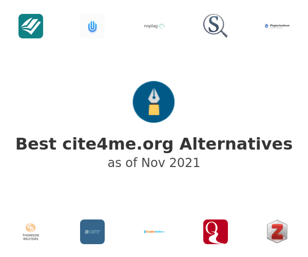 Best cite4me.org Alternatives