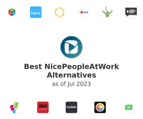 Best NicePeopleAtWork Alternatives