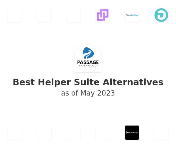 Best Helper Suite Alternatives