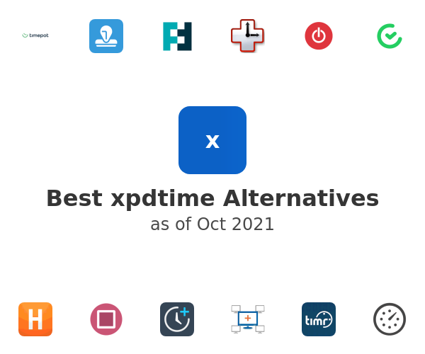 Best xpdtime Alternatives