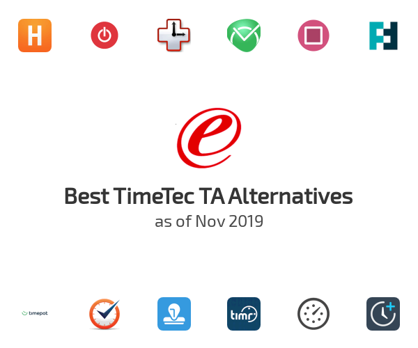 Best TimeTec TA Alternatives