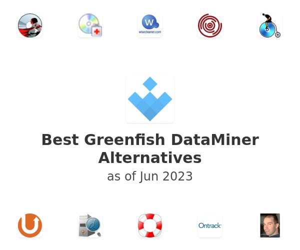 Best Greenfish DataMiner Alternatives