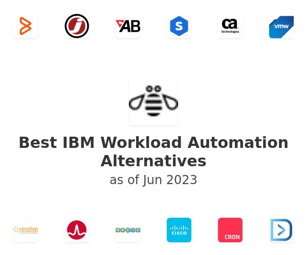 Best IBM Workload Automation Alternatives