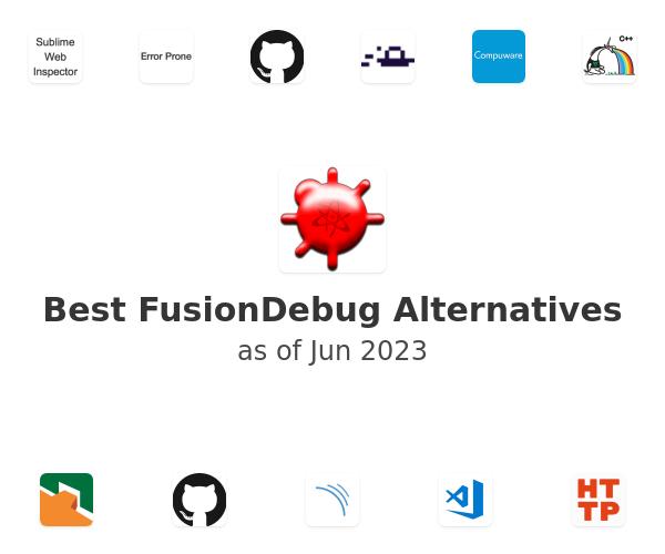 Best FusionDebug Alternatives