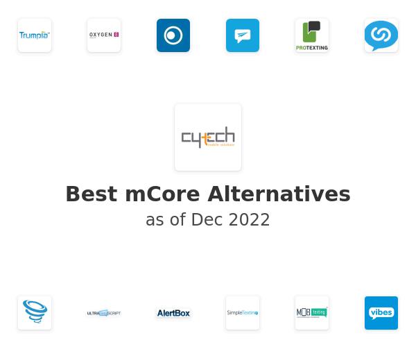 Best mCore Alternatives