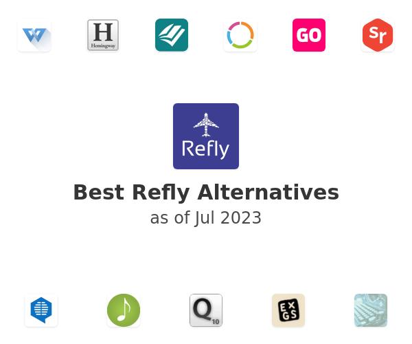 Best Refly Alternatives