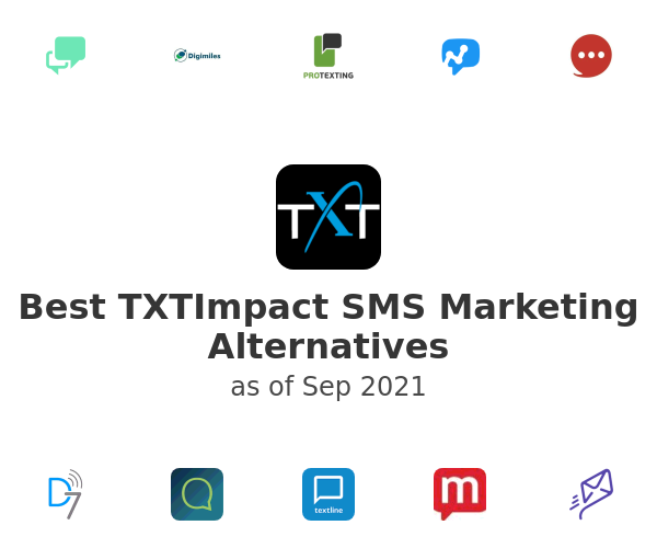 Best TXTImpact SMS Marketing Alternatives