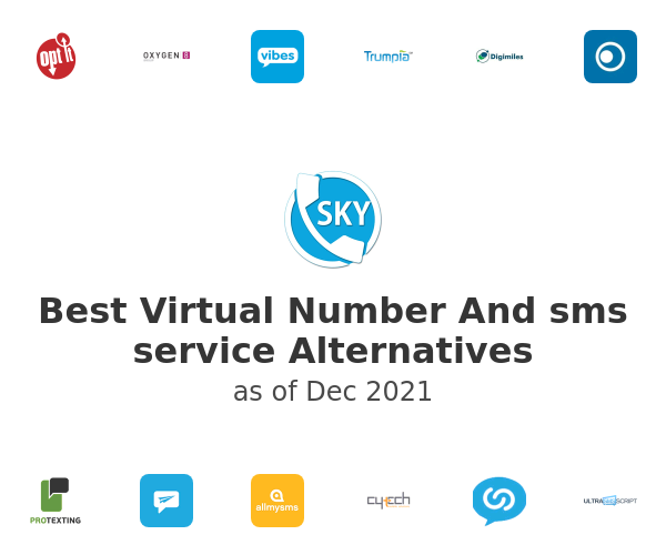 Best Virtual Number And sms service Alternatives