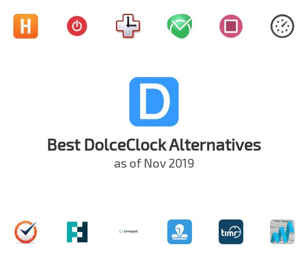 Best DolceClock Alternatives
