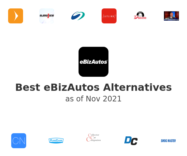 Best eBizAutos Alternatives