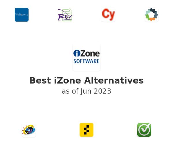 Best iZone Alternatives