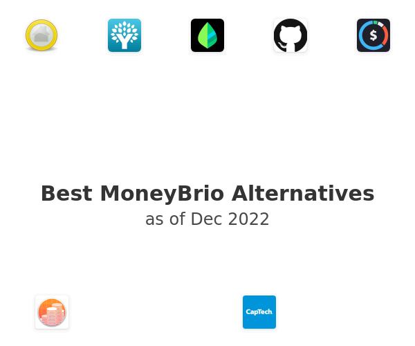 Best MoneyBrio Alternatives