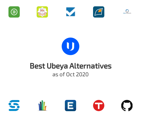 Best Ubeya Alternatives