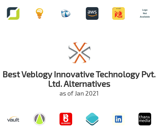 Best Veblogy Innovative Technology Pvt. Ltd. Alternatives