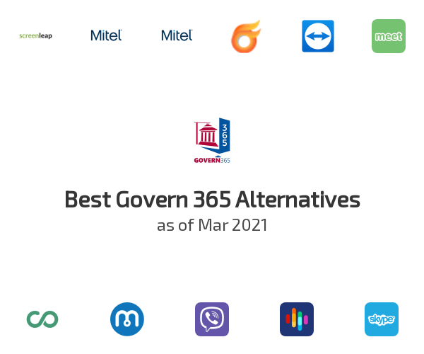 Best Govern 365 Alternatives