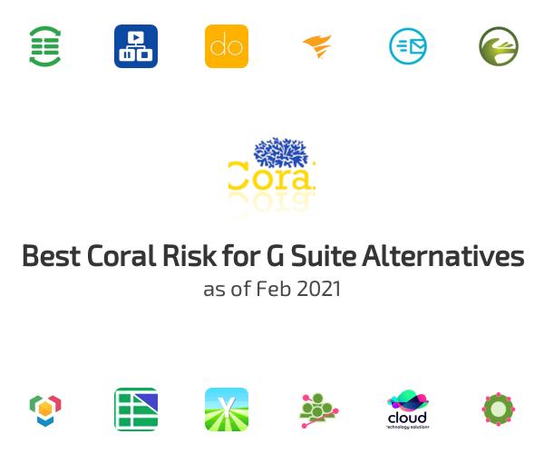 Best Coral Risk for G Suite Alternatives