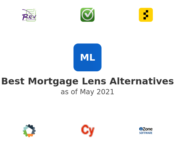 Best Mortgage Lens Alternatives