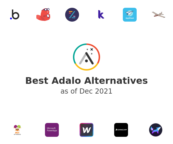 Best Adalo Alternatives